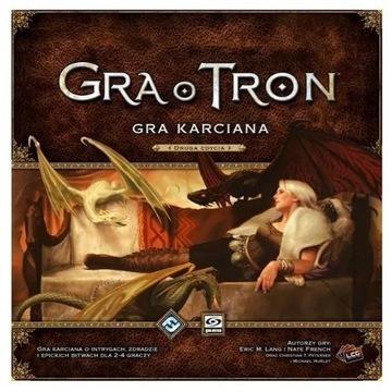 Gra o Tron: Gra karciana (folia)