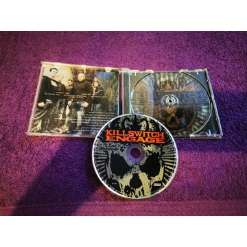 Killswitch Engage The End Of HEartache CD stan bdb