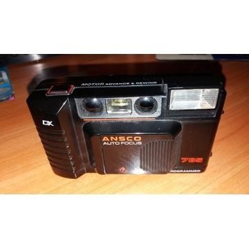 Klasyczny aparat foto ANSCO 735 PROGRAMMED