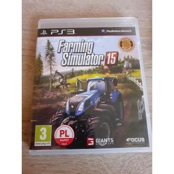 Farming Simulator 15 stan płyty bdb