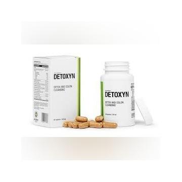 DETOXYN- Naturalna detoksykacja organizmu