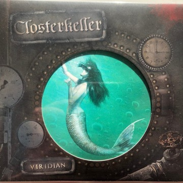 Closterkeller - Viridian CD