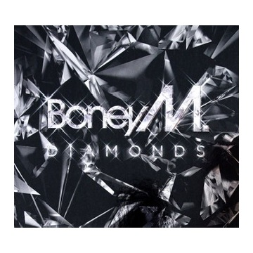 BONEY M.: DIAMONDS (40TH ANNIVERSARY EDITION) 3CD