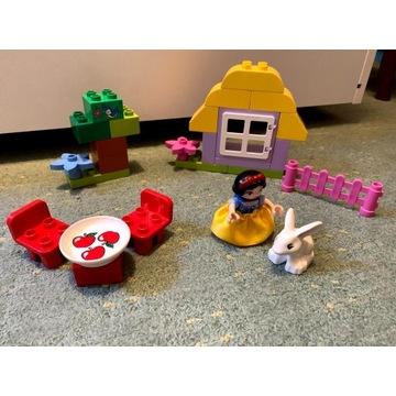 Lego DUPLO 6152 Chatka Królewny Śnieżki
