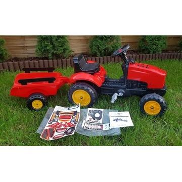 Traktor na pedały Falk
