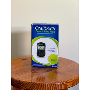 OneTouch Select Plus Flex - Nowy Glukometr