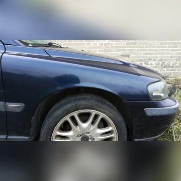 Błotnik L+P do Volvo V70, S60 2000 - 2004