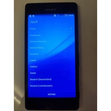 Sony Xperia M4 Aqua komplet stan bardzo dobry