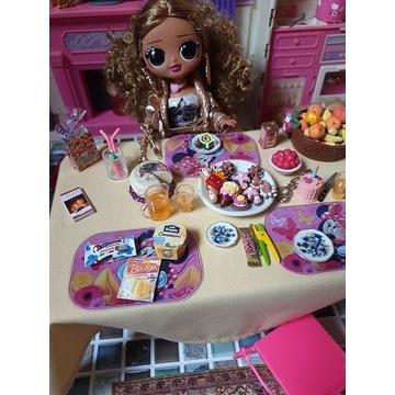 Serek 1 - mini jedzenie dla lalek LOL OMG, Barbie