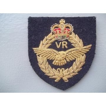 R.A.F. naszywka rez. Król. Sił Powietrznych RAF
