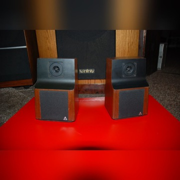 Triad Speakers System USA Infinity kef vintage