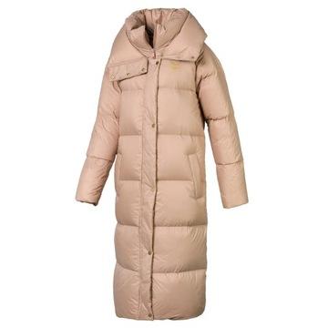 Puchowy płaszcz Puma