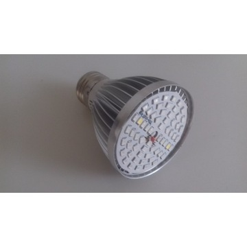Żarówka LED GROW 40W do uprawy roślin E27
