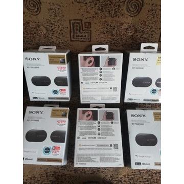 Sony WF1000XM3 nowe oryginalnie zapakowane
