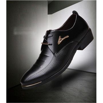 Luksusowe buty klasyczne