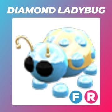 Roblox Adopt Me Diamond Ladybug FR