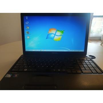 Laptop Toshiba Satellite C650  OKAZJA!!!
