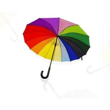 Parasol Raindrops Tęczowy piekny!