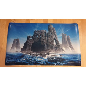 Mata do gry (playmat) UltraPro Faraway Island