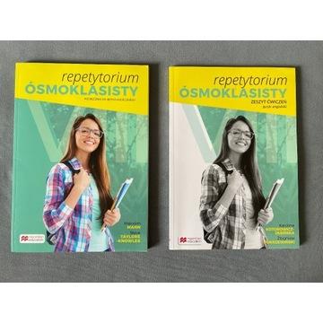 Repetytorium ośmioklasisty: podręcznik+ ćwiczenia