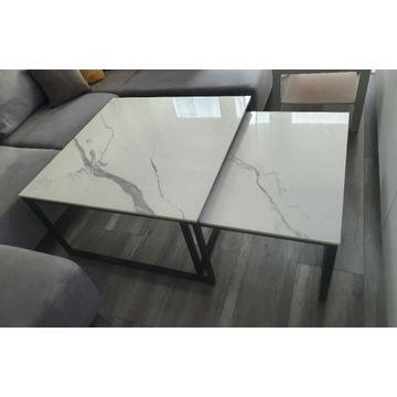 Stoliki/ stoły na wymiar z kamienia drewna itp