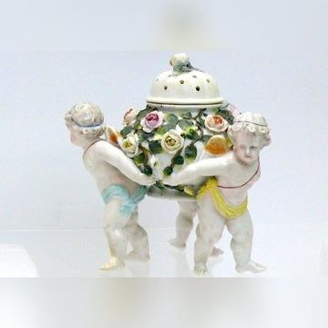 Sitzendorf Antyk Porcelana XIX wiek okolo 1850