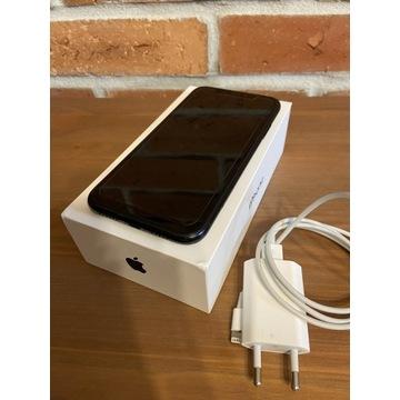 iPhone XR czarny 64 GB, bateria,stan bardzo dobry