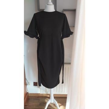 Sukienka ołówkowa midi ciążowa BOOHOO rozm.38