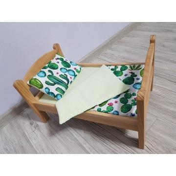 Pościel do łóżeczka dla lalki lub królika (duża)