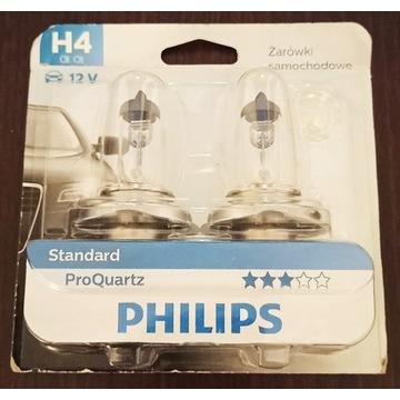 Żarówki H4 Philips ProQuartz *** hologram oryginał