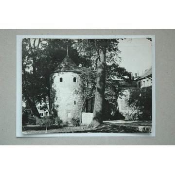 Bolesławiec. Baszta i mury obronne 1964