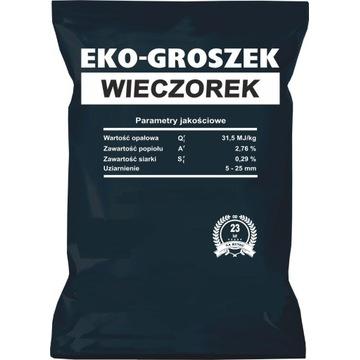 EKOGROSZEK WIECZOREK 31,5 Mj/kg - DOSTAWA GRATIS!