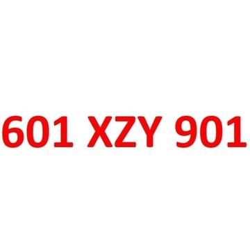 601 786 901 starter plus złoty numer