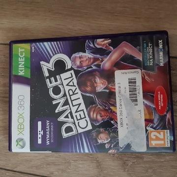 Dance Central 3 PL, Polska wersja na Xbox 360