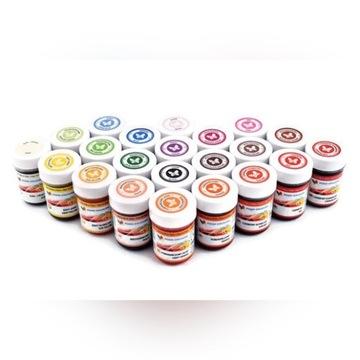 Barwniki spożywcze w żelu Foodcolours 35g