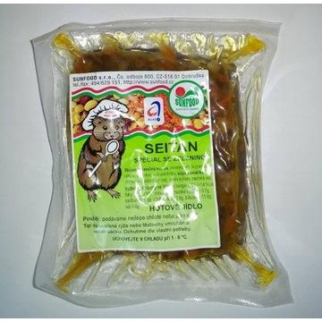 Seitan special z warzywami 160g - SunFood (00330)L