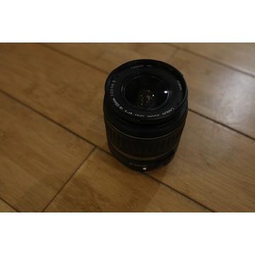 Obiektyw Canon EF-S 18-55mm 3.5-5.6 od złotówki