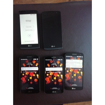 LG G2 mini x2 + LG Leon x2 +1gratis Simloc