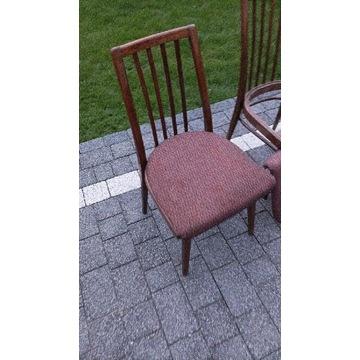 Krzesła PRL a La Hałas