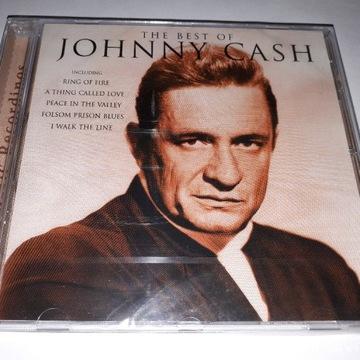 CD Johnny Cash - The Best Of. Folia.