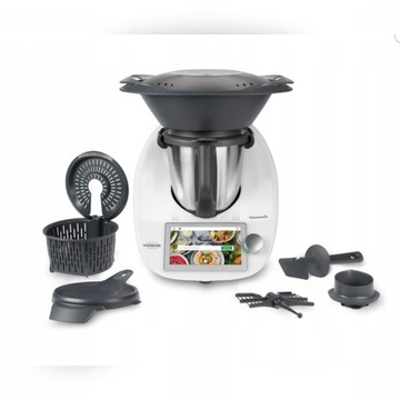 Thermomix TM 6 NOWY + torba