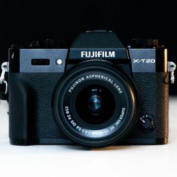 Fujifilm XT20 + Fujinon 15-45mm f:3,5-5,6