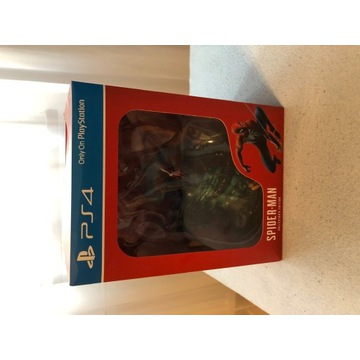 Spiderman ps4 figurka edycja kolekcjonerska