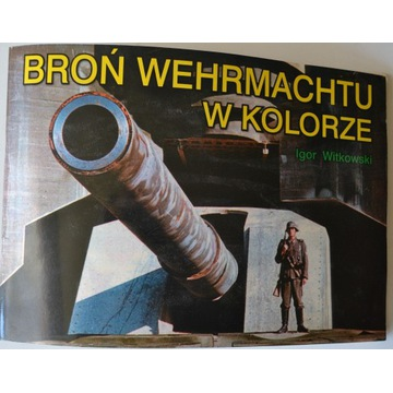 Igor Witkowski. Broń Wehrmachtu w kolorze