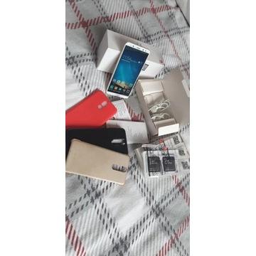 Huawei Mate 10 Lite ZŁOTY / Komplet / jak NOWY! /