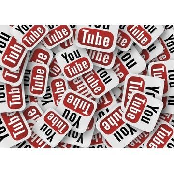 Konto YouTube 11 tysięcy subskrybcji