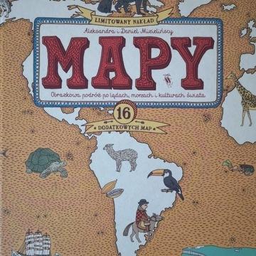 MAPY Edycja pomarańczowa