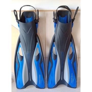 Nowe płetwy z regulacją, Aqua Speed Swift,Nr 41-45