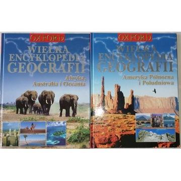 Oxford -Wielka encyklopedia geografii