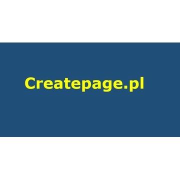 Domena createpage.pl